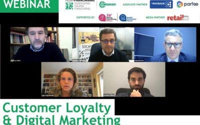"""Da federfranchising il webinar """"Customer Loyalty & Digital Marketing"""""""
